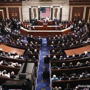 アメリカ上院決議