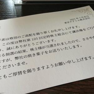 プレゼント当選東京テアトルと株主優待と配当金8616東海東京フィナンシャル・ホールディングス