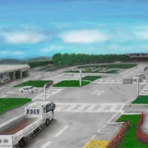 交差点で見た色(5)