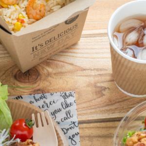 毎日のお弁当の強い味方、スープジャー!市販のインスタントスープが入るものなど2サイズのレビュー