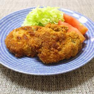 チキンかつと白菜の煮びたし♡「中秋の名月」の日