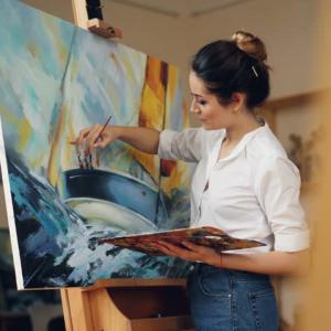 プロの画家になるために必要なスキル