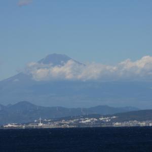 富士山頂上 雪がない