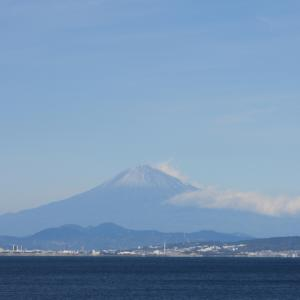 2021年 1月3日 富士山