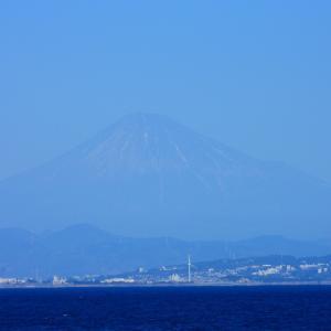 1月14日 富士山