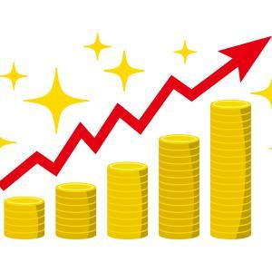 3銘柄紹介。株価上昇しました。