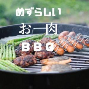 「ウサギ肉・ワニ肉」珍しい食材でBBQを盛り上げていこう!!