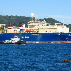 ILE DE RE(特殊船・ケーブル敷設船)