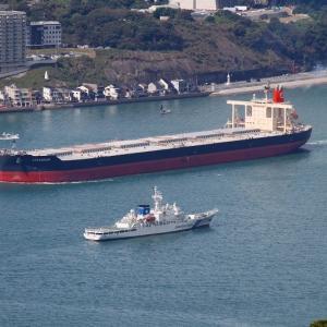 ATAGOSAN(バラ積専用船)