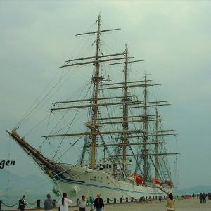 海王丸(官庁船・練習帆船)