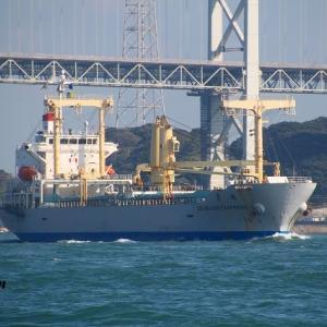 CSE BRAVERY EXPRESS(勇通)一般貨物船