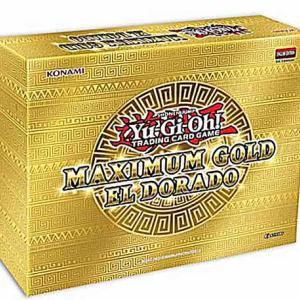 【予約情報】遊戯王 北米版コレクターズセット『Maximum Gold El Dorado(マキシマム ゴールド エル ドラド)』が2021年11月19日に発売決定!