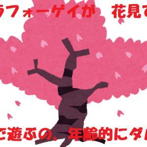 【花見中のゲイトーク】ゲイの友達と多人数で遊ぶのがしんどいと言う事を話しながら、歩きながら花見をした話【雑談】