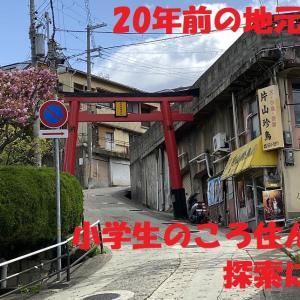 【変わっていく景色】昔住んでいた家を見に行ってきた【20年前の景色】