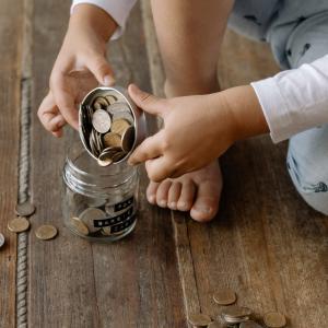 子供と学ぶお金の授業【4時限目】単利と複利