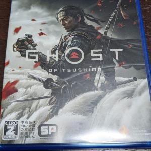 【ゲーム感想】Ghost of Tsushima