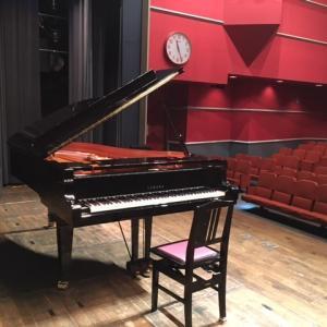 ピアノ発表会の経費