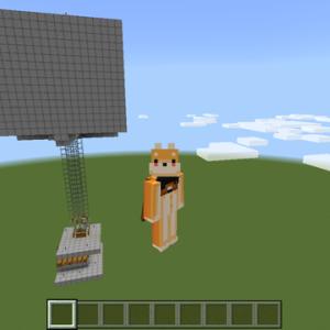 【マイクラ/1.17対応】統合版向け天空トラップタワーの作り方!初心者でもできる