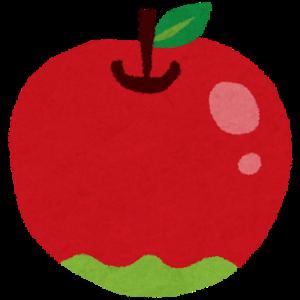 初めまして、りんごです
