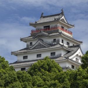 【唐津城】続日本100名城 通算13城目