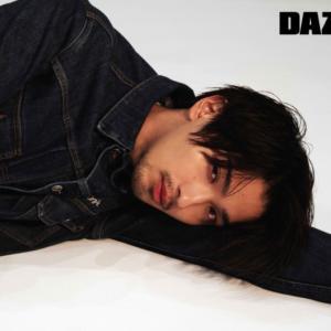 横浜流星、韓国「DAZED KOREA」グラビアに初登場、インタビューつき