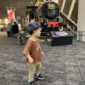 京都鉄道博物館へ行ってきた①
