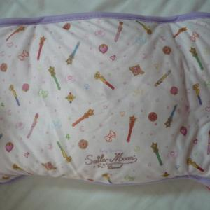 【購入】3coins セーラームーンEternal 枕カバー
