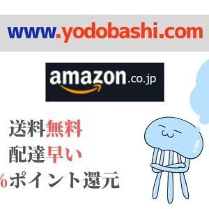 じつはかなりお得なヨドバシ・ドット・コム!メリットとデメリットを紹介【amazonとどっちがお得?】