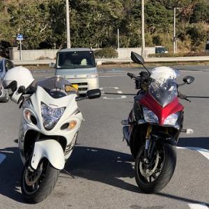 バイク de 詣