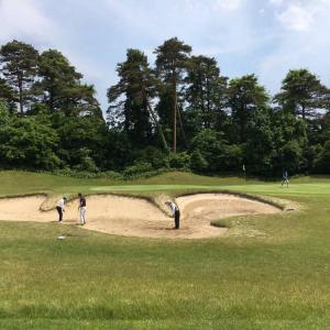 ゴルフで一番大事なパターとアプローチとバンカーのレッスン会!