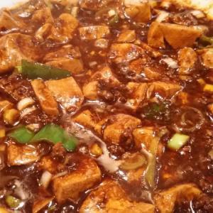 四川料理 駱駝 ほんまもんの麻婆豆腐