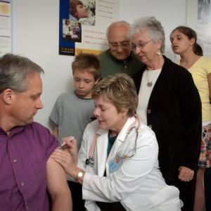 ワクチン接種一回目