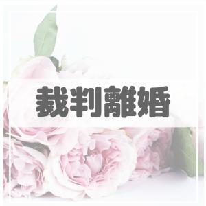【裁判離婚】