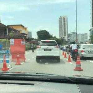 ロックダウン中のマレーシアの日常