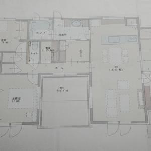 家の建て方の流れ パート26【設計士さんと家相のいい間取りの打合せ @3】