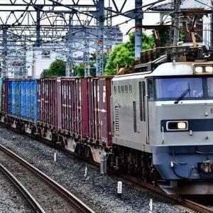 6/5JR総持寺超朝練最終戦と8056レを東淀川で撮影