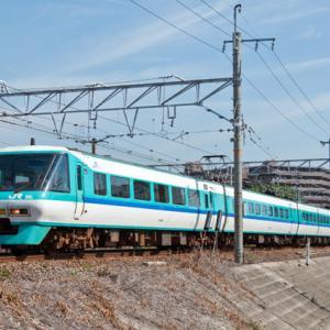 【タイムトリップ】2010年9月18日381系特急スーパーくろしお/JR京都線安威川