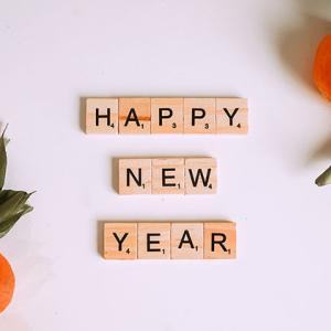 新年のワクワク感 あけましておめでとう!