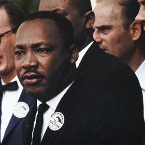 自由と平和 みんなの権利 MLK JR DAY