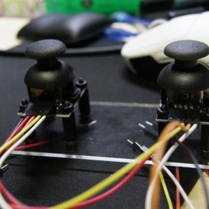 Arduino用にジョイスティックでコントローラを作ったはなし
