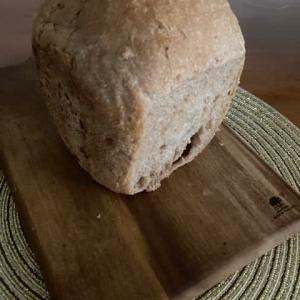 ホームベーカリーで朝食パン