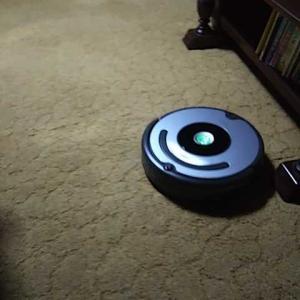 ロボット大活躍。心すっきり。