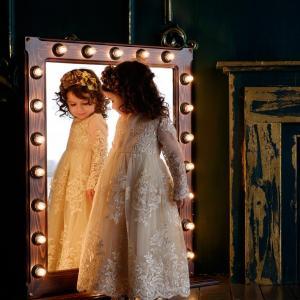 鏡一枚で簡単にキレイになれる