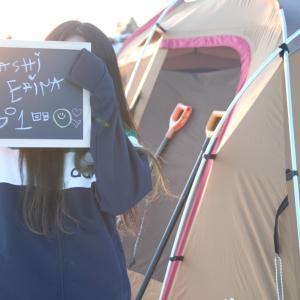 2020年 初キャンプ 〜マイナス12度との戦い〜