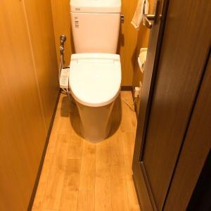 トイレのアース線