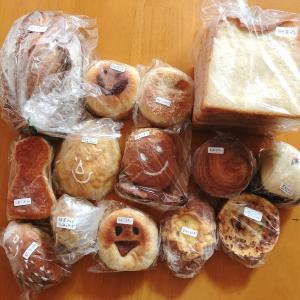 cocoyaさんのパンが届きました♪