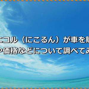 藤田ニコル(にこるん)が車を購入!車種や価格などについて調べてみた