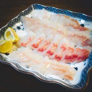 五目釣り、真鱈ジギング(釣魚料理)