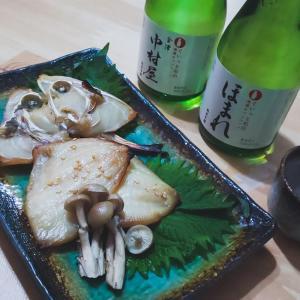 カワハギ釣り(干物と鍋)