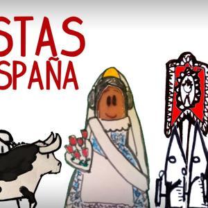 「スペインで人気があるお祭りベスト7」とライブニュース